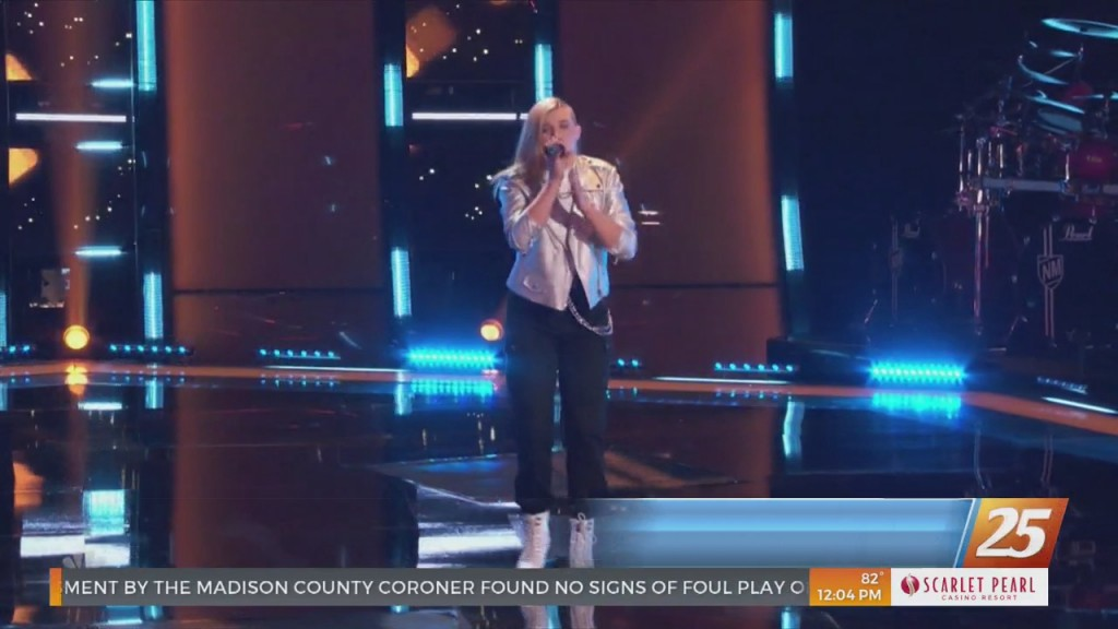 Catch St. Martin's Hailey Green On Nbc's The Voice