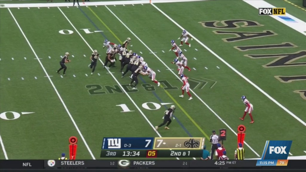 Saints Report: Saints Stunned Late By Giants In 'dome Coming' Loss