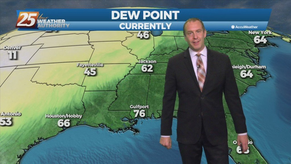 """10/15 Ryan's """"cold Front"""" Friday Night Forecast"""