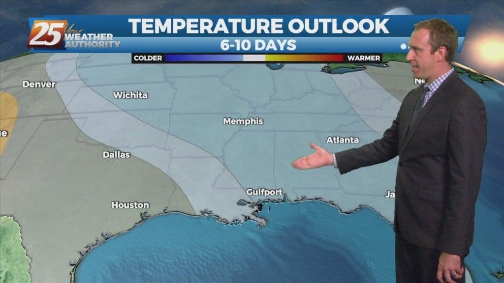 "10/25 Ryan's ""weak Front"" Monday Night Forecast"