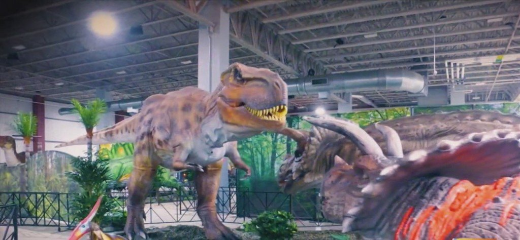 Jurassic Quest Coming To The Mississippi Coast Coliseum