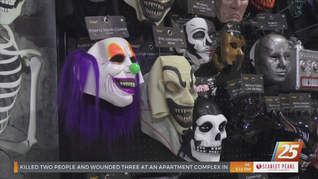 Halloween Sales Soaring Up To The Big Day