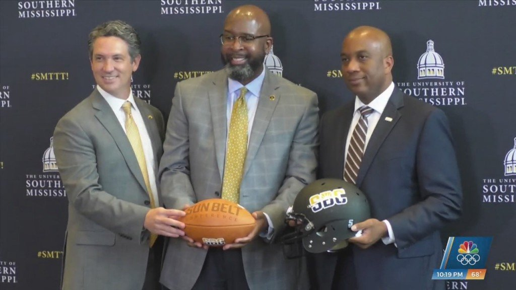 Southern Miss Official Joins Sun Belt Conference