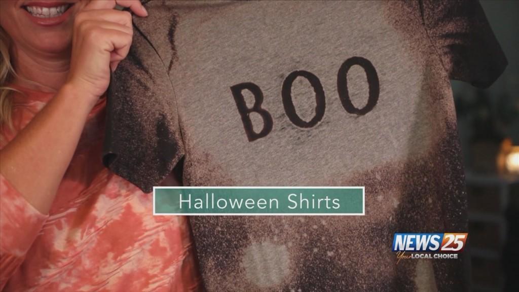 Mom To Mom: Halloween Shirts