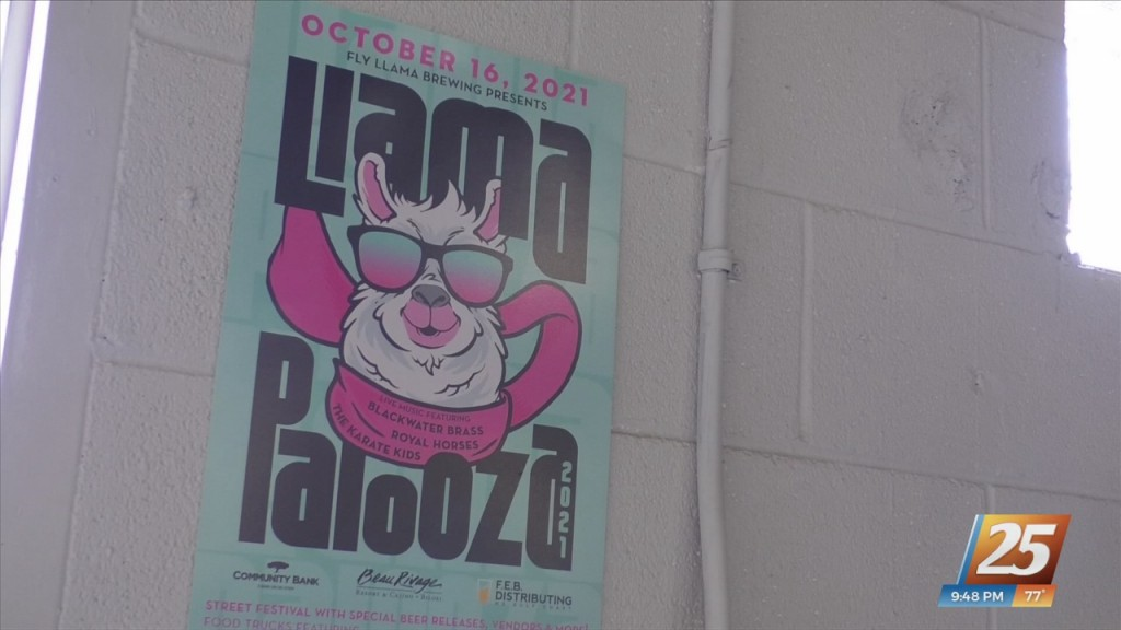 Llamapalooza Set For October 16th