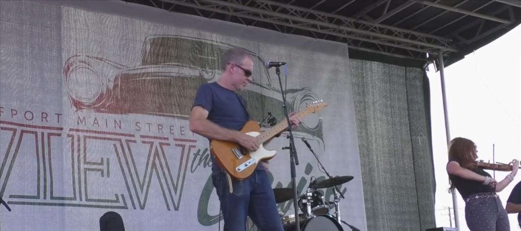 Rescheduled Concert Closes Cruisin' Downtown