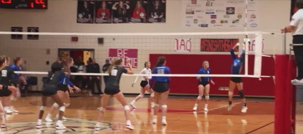 High School Volleyball: Ocean Springs Vs. Brandon