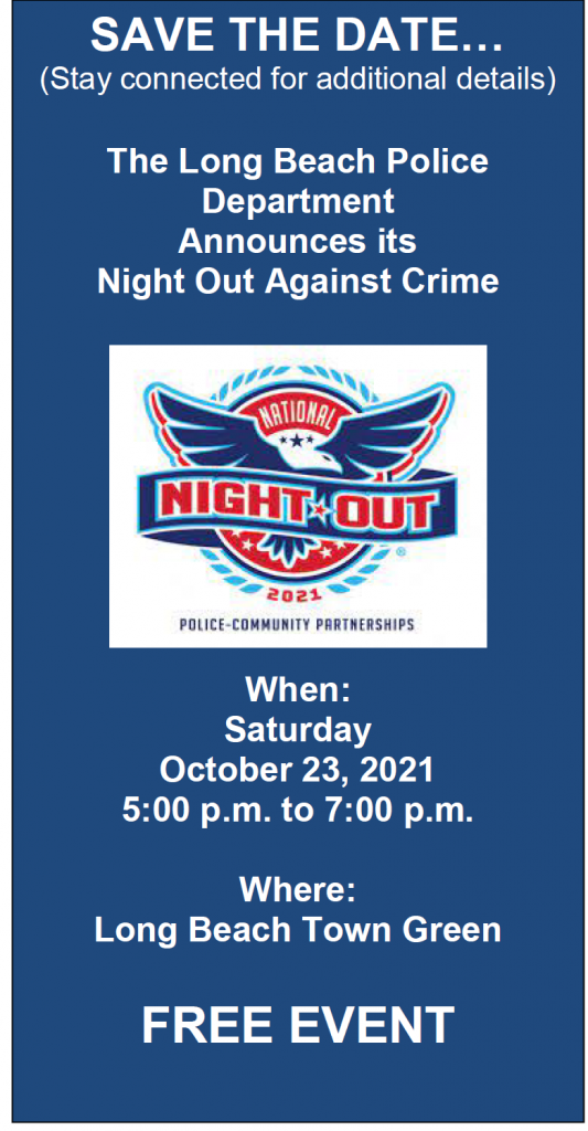 Night Out Against Crime 2021