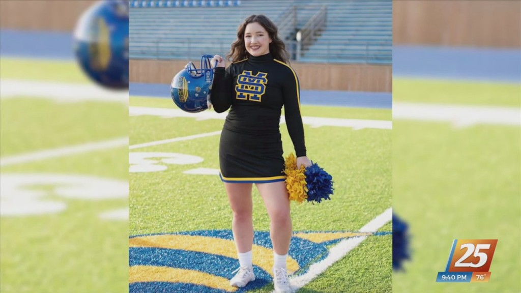 Student Athlete Of The Week: St. Martin's Sophie Whitehead