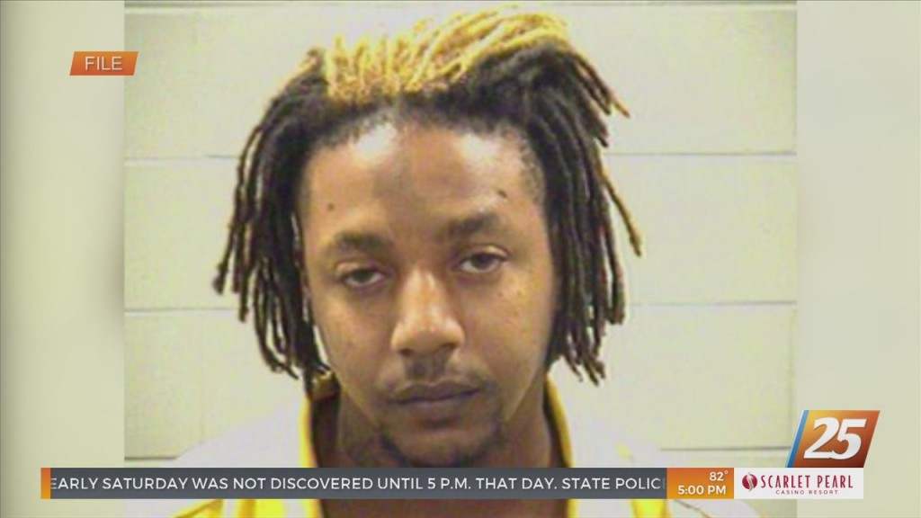 Gulfport Man Charged With Murder In Court Today