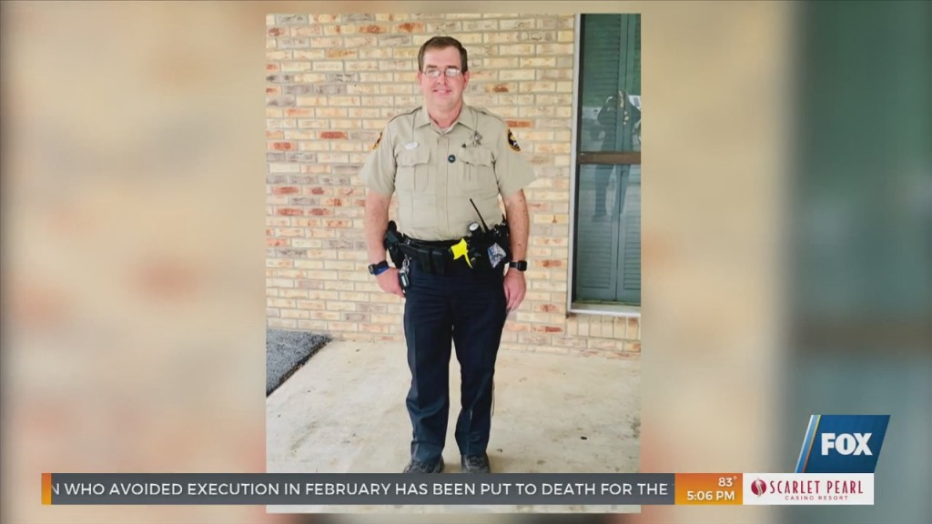 Jackson County Sheriff's Deputy Receives $15k For Als Help