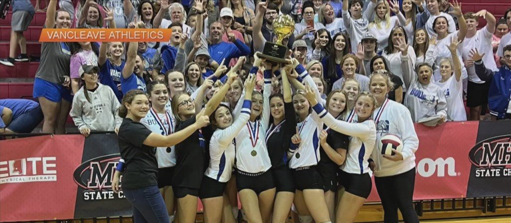 Vancleave Community Recognizing Band, Swim, And Volleyball