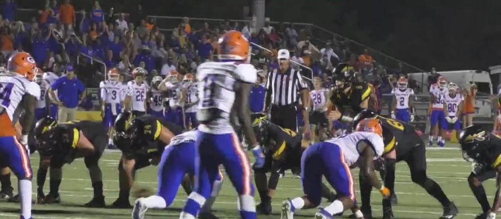 High School Football: D'iberville Vs. Gulfport