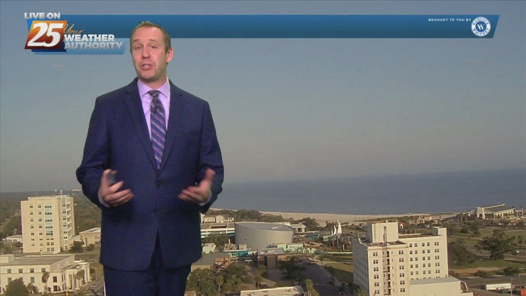 """10/22 Ryan's """"not Any Cooler"""" Friday Evening Forecast"""