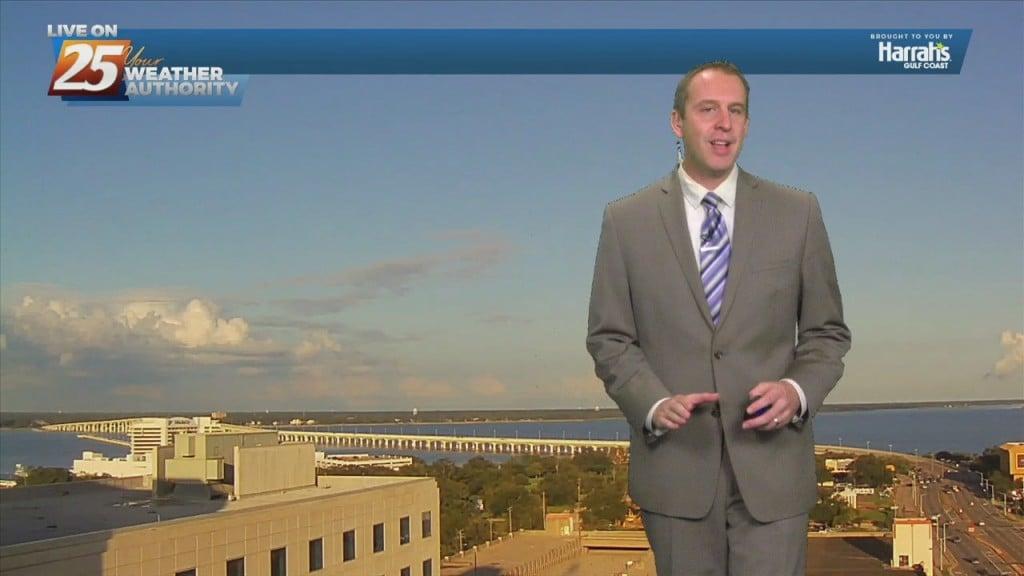 "10/06 Ryan's ""blue Skies"" Wednesday Evening Forecast"