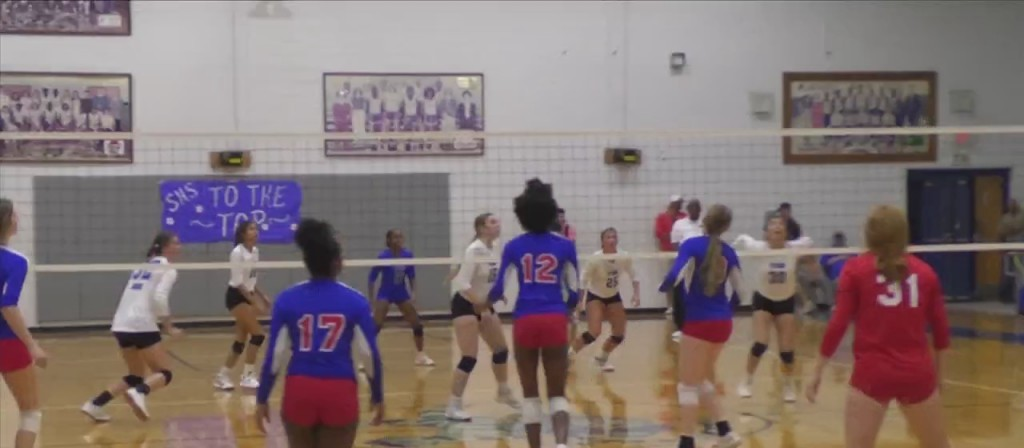 High School Volleyball: Stone Vs. Pass Christian
