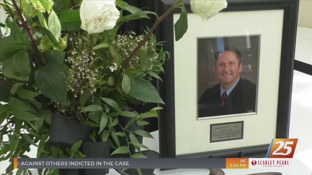 Remembering Magistrate Judge John Gargiulo