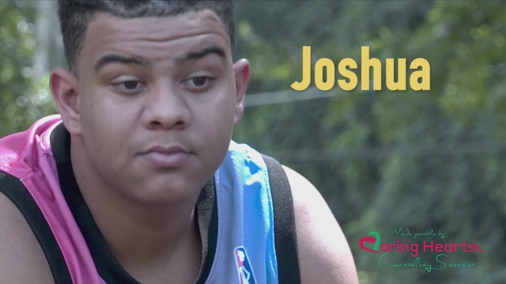 Grant Me Hope: Joshua Is Hoping To Be Adopted!