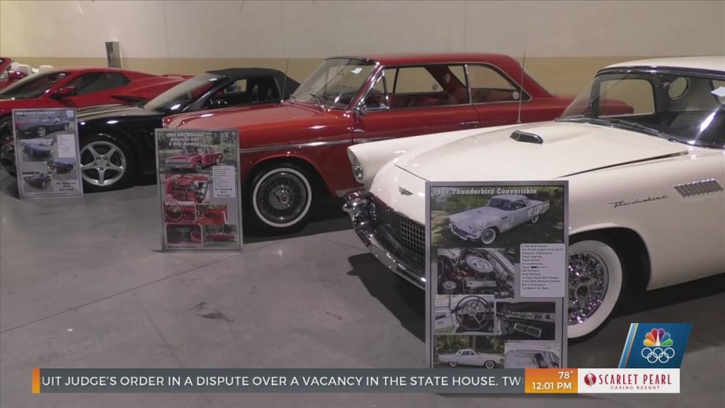 Vicari Auto Auction At The Mississippi Coast Coliseum