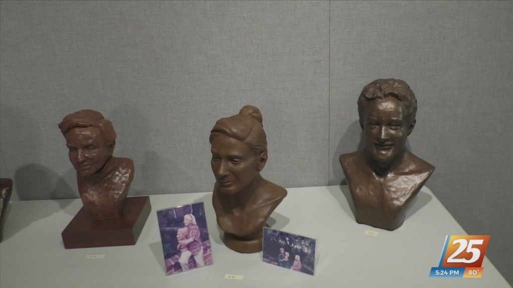 'the Art And Heart For Sculptors' Exhibit At Mgccc Jackson County