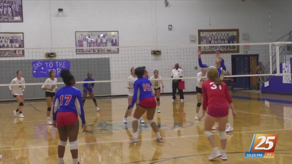 Four Coast Teams Playing For Volleyball State Titles