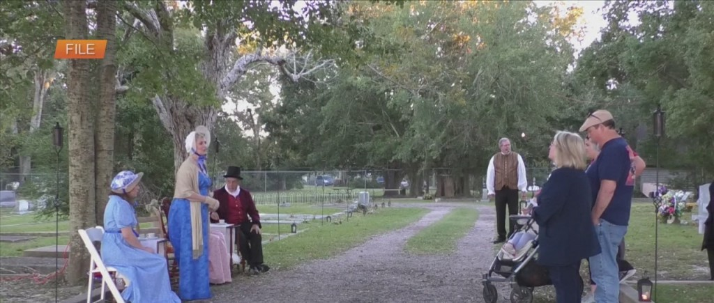 Lapointe Krebs House And Museum Hosting Annual Cemetery Tour