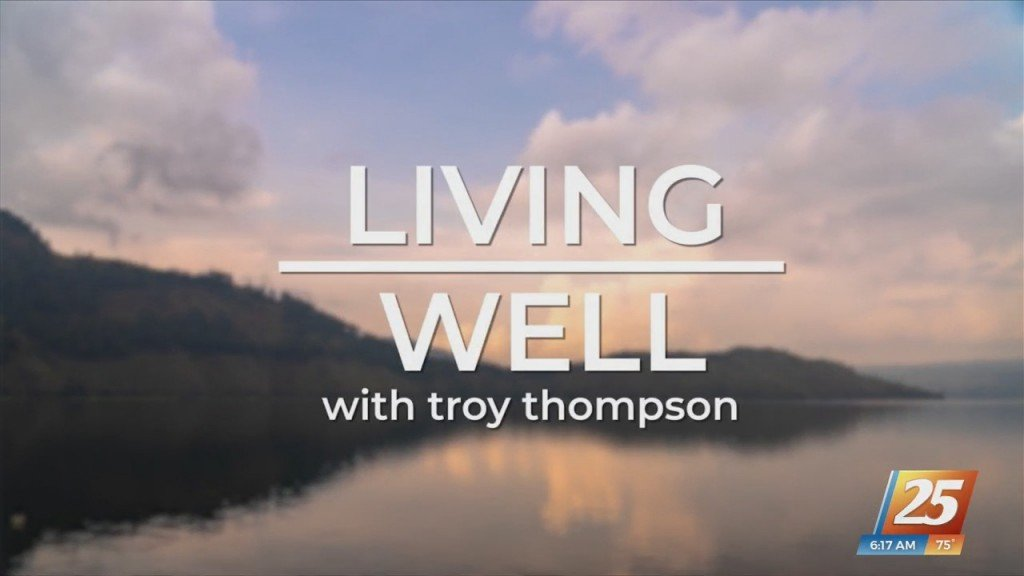 Living Well With Troy Thompson: October 20th, 2021
