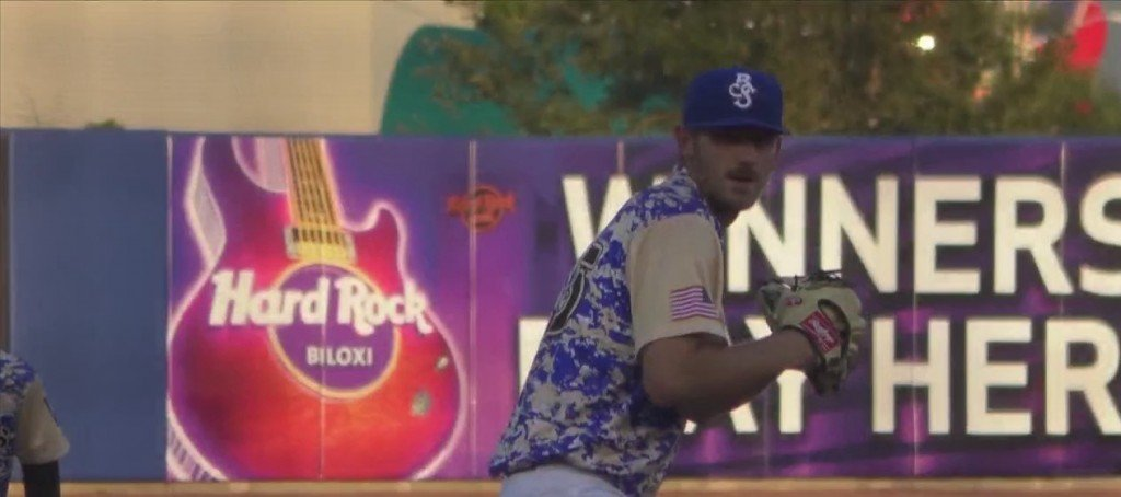 Former Biloxi Shucker/ Mississippi State Alum Ethan Small Named Brewers Milb Player Of The Year