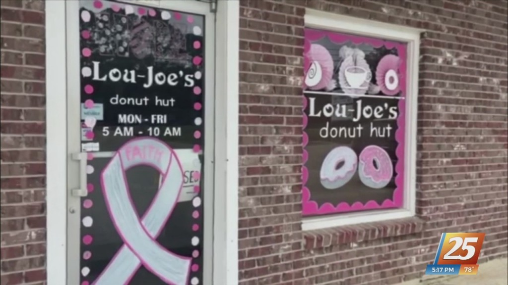Vancleave High School Raises Money For Local Woman Battling Breast Cancer