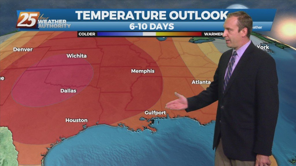 """10/18 Ryan's """"more Fall Weather"""" Monday Night Forecast"""