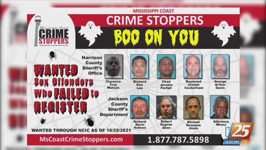 Halloween Safety Tips From Mississippi Coast Crime Stoppers
