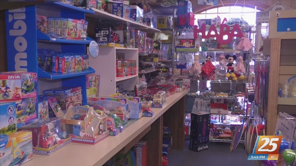 Local Business Preparing For Supply Disruptions