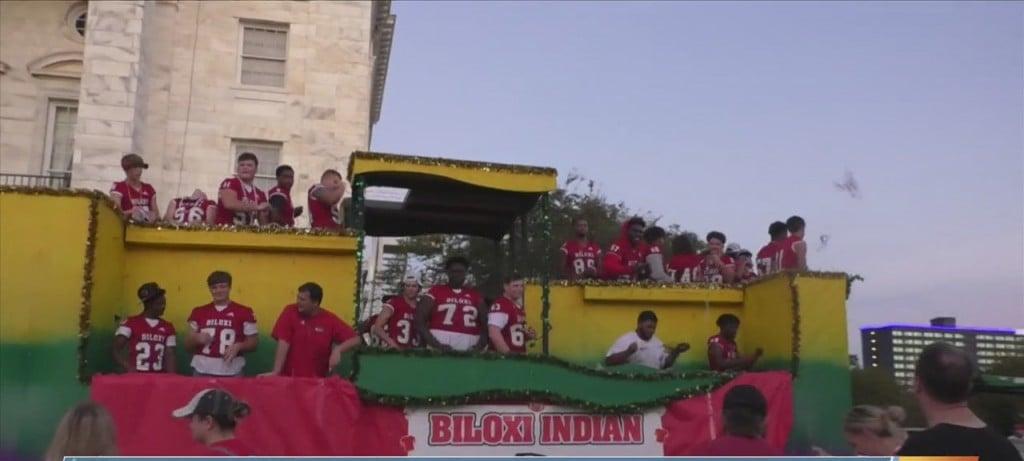 Indian Nation Homecoming Parade