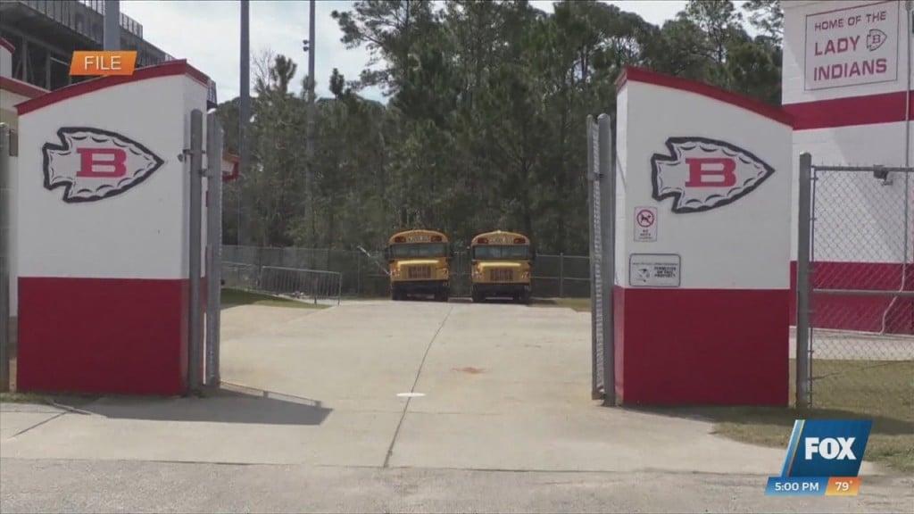 Biloxi Students Caught Playing With Gun At Bus Stop