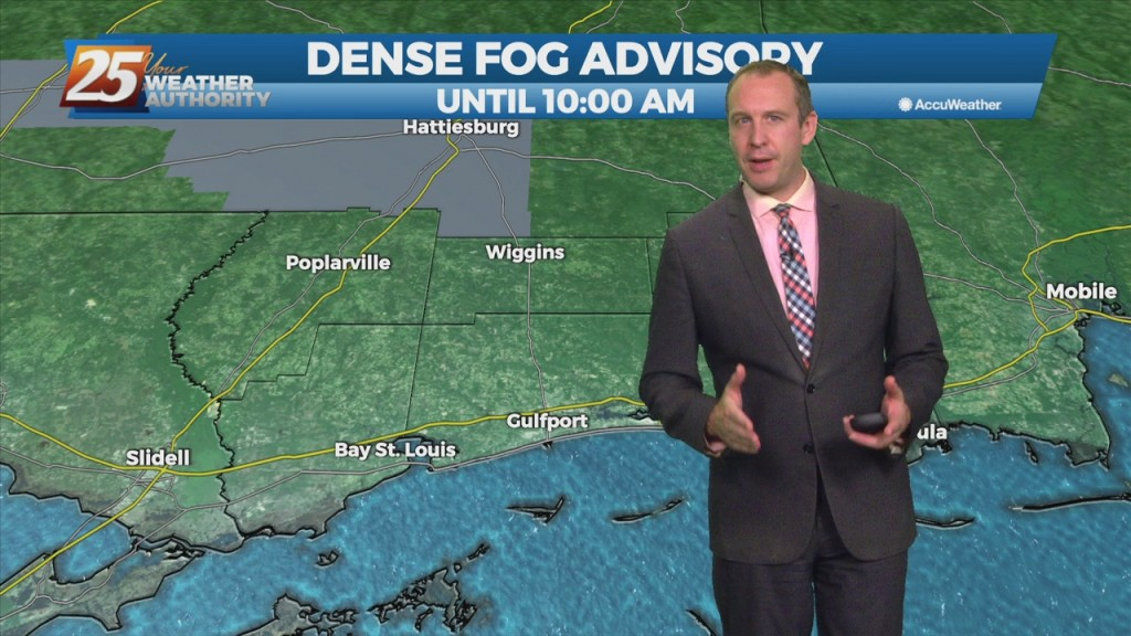 "10/13 Ryan's ""fog Returns"" Wednesday Night Forecast"