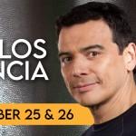 Carlos Mencia Live! | 3Es Comedy Club