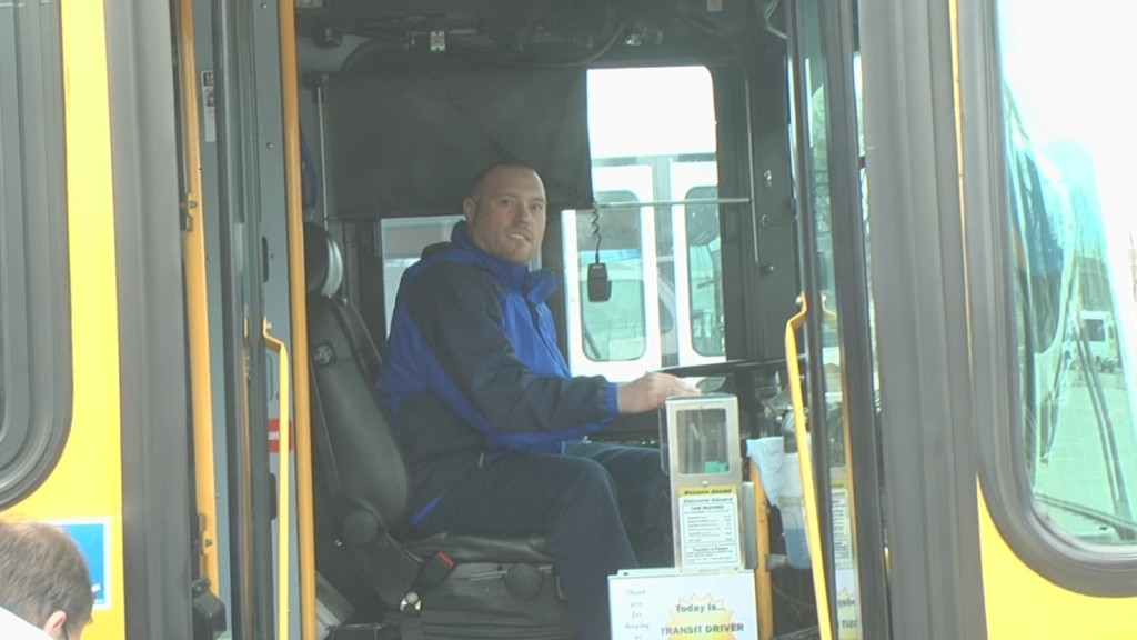 Bus driver for BFT
