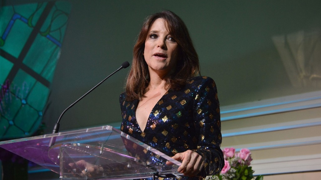 "Democrat: Marianne Williamson of Texas. She is best known for being a spiritual counselor to Oprah Winfrey and has written several best-selling books, including her debut ""A Return to Love."" She is calling for ""a moral and spiritual awakening in the country"" with her campaign."
