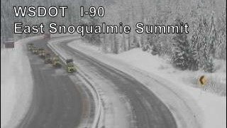 Snoqualmie Pass back open in both directions