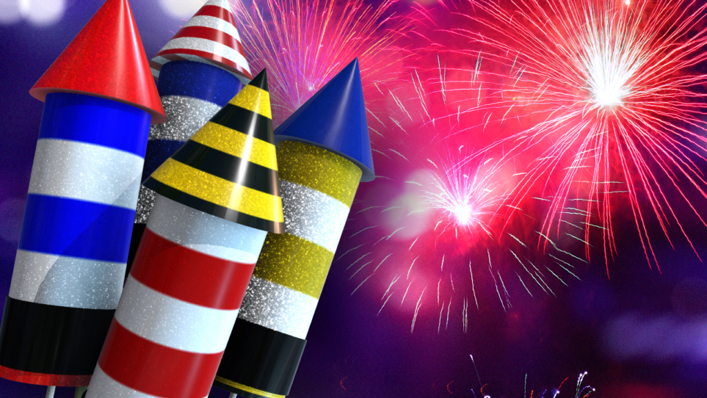 Be Safe, Not Sorry: Fireworks Safety, Prevention