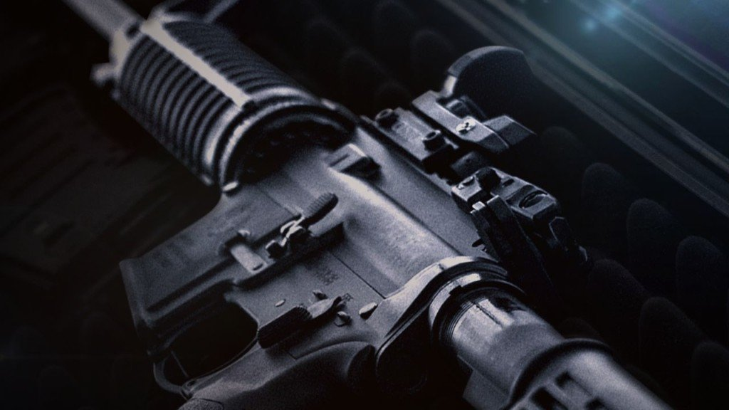 AR-15-style rifle stolen from deputy's vehicle in Moses Lake