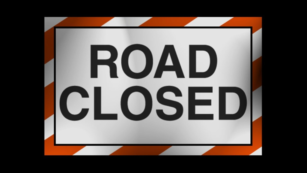 UPDATE: Highway 124 in Walla Walla BACK OPEN from Fishhook Park Road to CM Rice Road