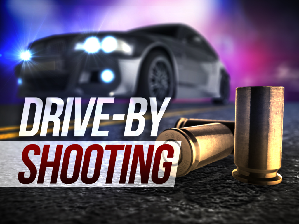 Drive-by shooting in Pasco