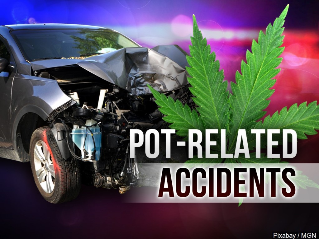 Study shows marijuana related fatal accidents soared since it became legal