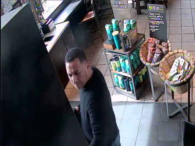 Police seek 3 suspected of stealing a wallet from Starbucks customer in Kennewick