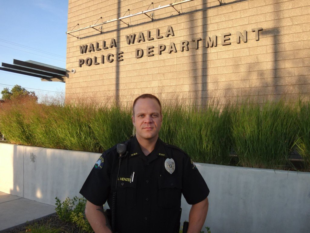 Memorial services announced for Walla Walla police officer