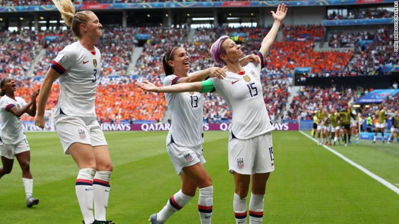 US women's soccer team loses equal pay bid