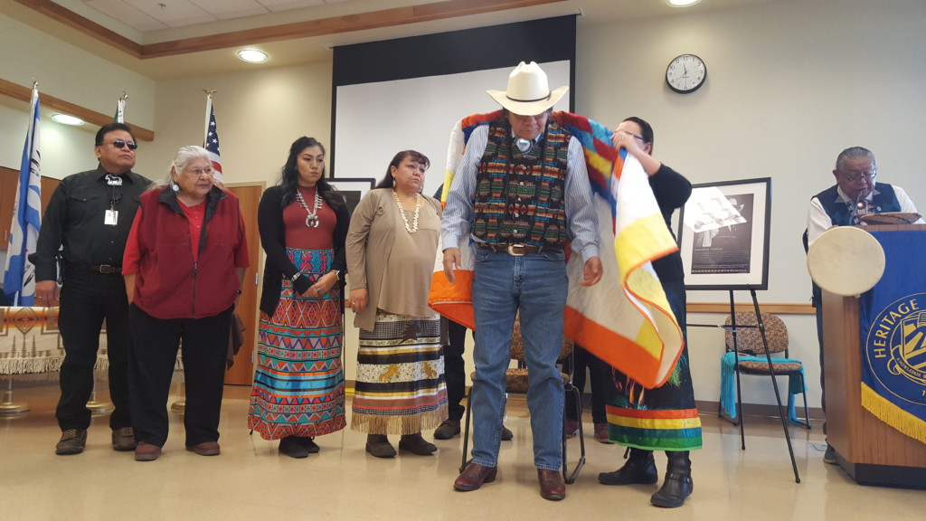 Yakama Nation elders honored for their contributions