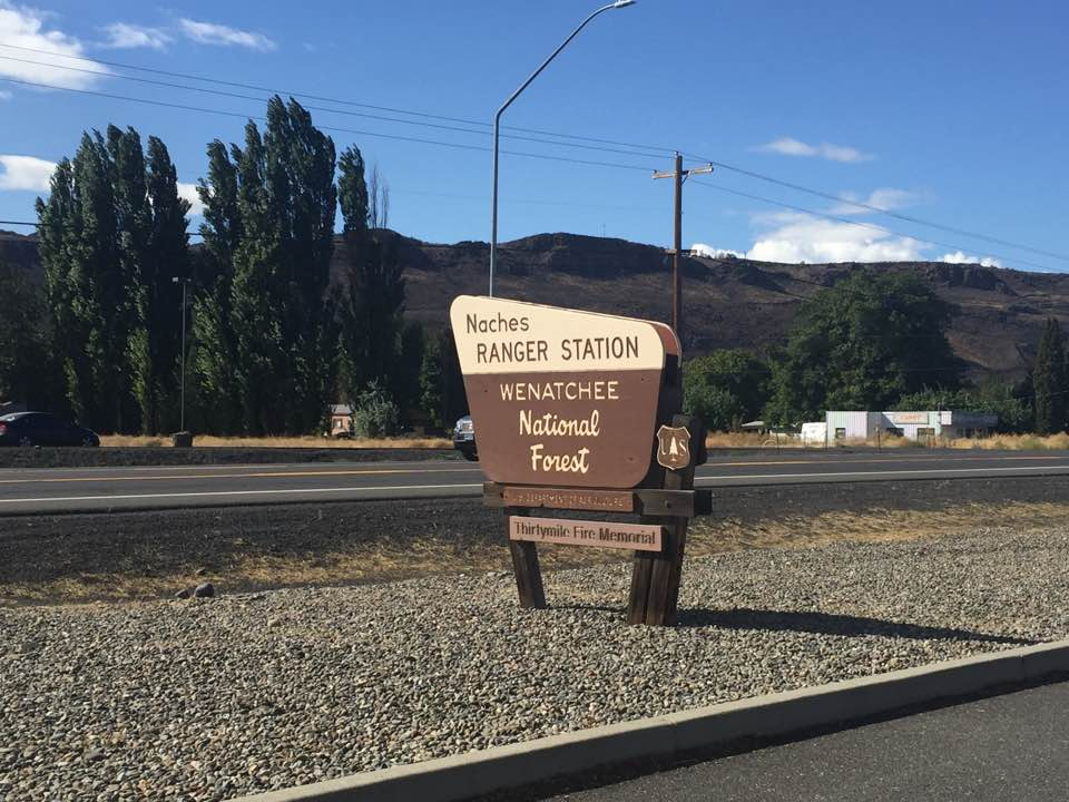 Forest Service issues firewood cutting extension in Naches