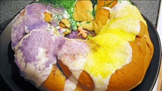 So, what's a King Cake anyways?